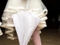 La damigella e il suo ombrellino