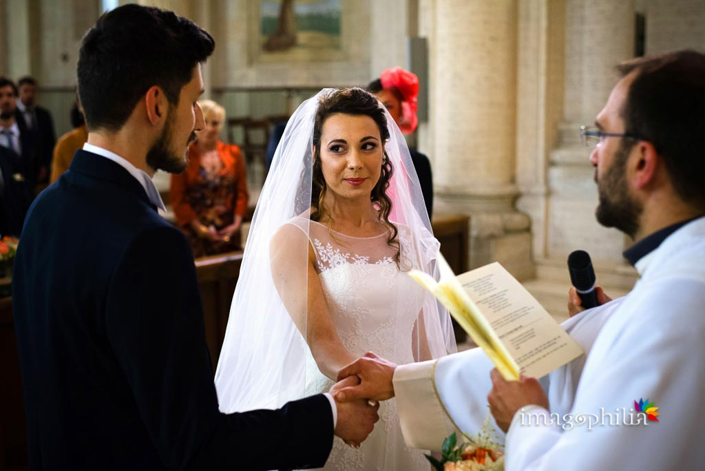 Matrimonio nella Chiesa di Santa Maria Madre della Divina Grazia (convento suore francescane), Grottaferrata