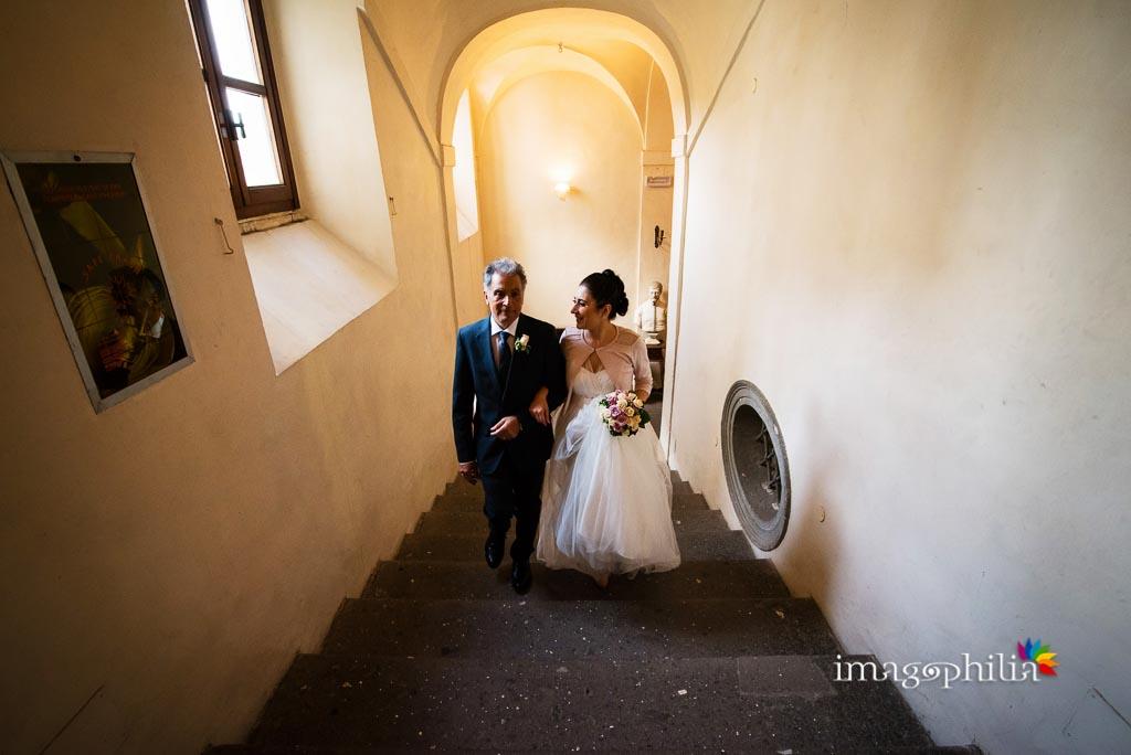 Ingresso della sposa a Palazzo Chigi, Ariccia