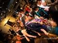 Primo ballo degli sposi nella sala Massello all'interno del Borgo di Tragliata