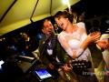 Party di nozze con musica dal vivo al Castello Borghese di Nettuno