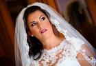 Ritratto della sposa al termine della preparazione
