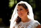 Ritratto della sposa alle Ville Pontificie di Castel Gandolfo (giardino di Villa Barberini)