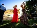 Balli scatenati durante il ricevimento di nozze alla Casina di Poggio della Rota