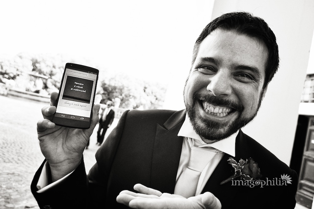 L'app del matrimonio di Giusy e Luca!