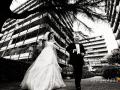 Uscita della sposa accompagnata dal papà