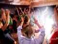 Balli scatenati durante il ricevimento di matrimonio a Villa Gianni a Roma