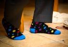 I calzini dello sposo