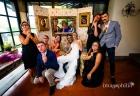 Photo booth durante il ricevimento di matrimonio ai Casali Margherita a Roma / 3