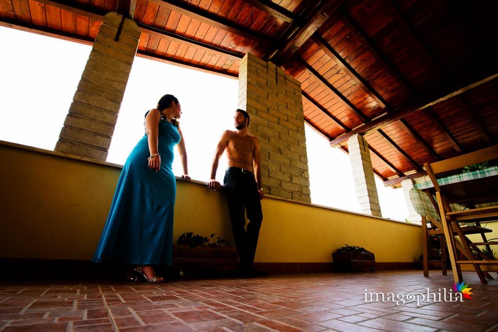 Preparazione dello sposo a Montecompatri