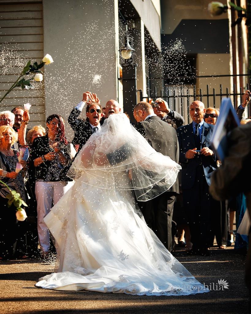 Matrimonio a Rocca di Papa / Ricevimento a Frascati