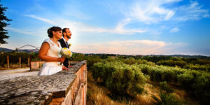 Matrimonio al ristorante Il Fico, Grottaferrata