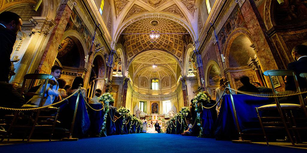 Matrimonio in San Pietro in Montorio a Roma