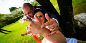 Matrimonio a Villa Mary, Genzano