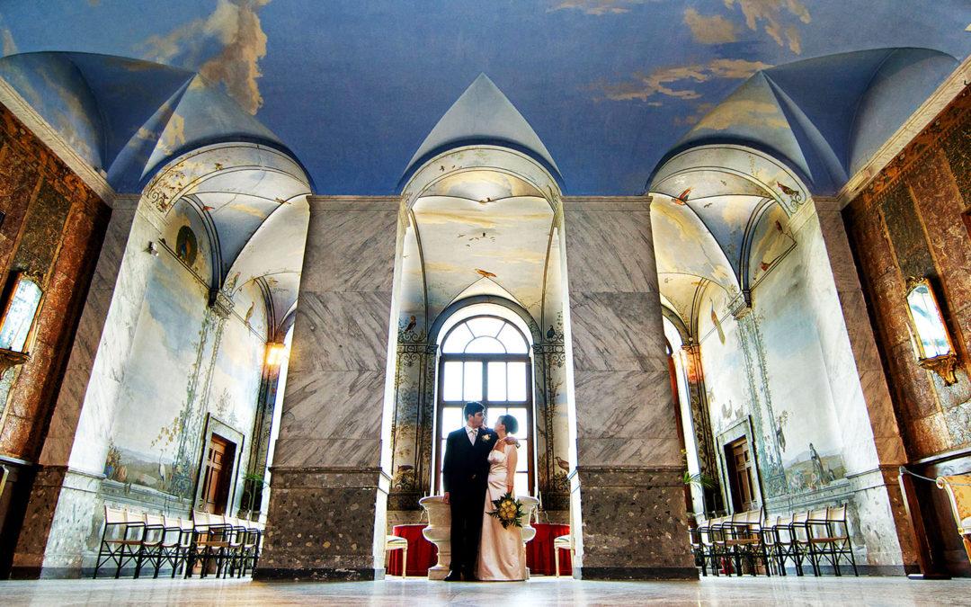 Fotografi per matrimonio ad Ariccia