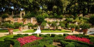 Fotografi per matrimonio a Castel Gandolfo