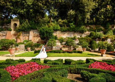 Matrimonio a Castel Gandolfo