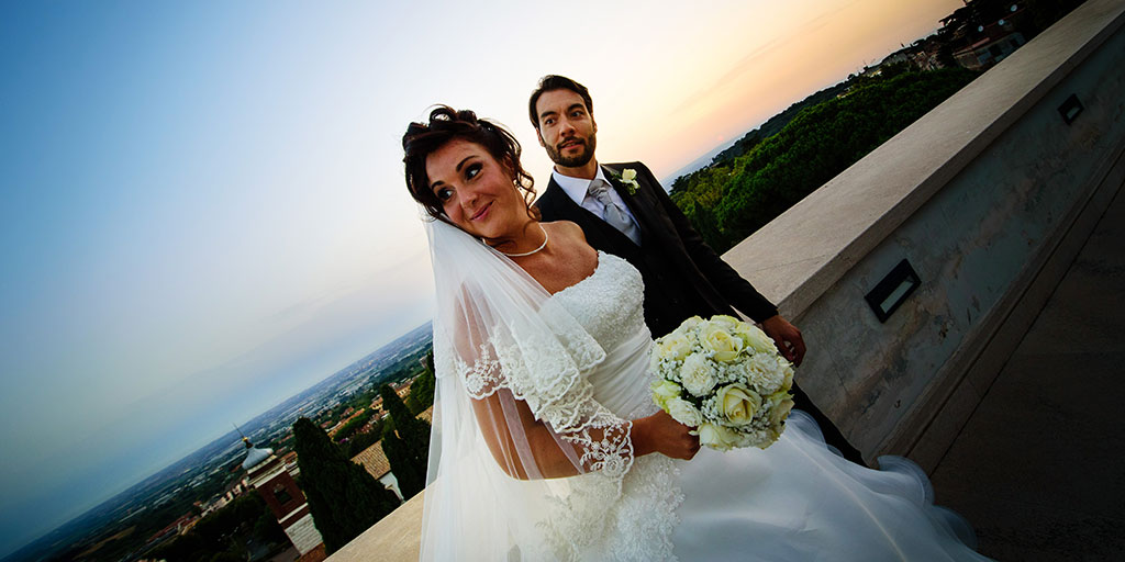 Ricevimento di Matrimonio a Villa Augusta ad Ariccia