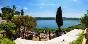 Ricevimento di matrimonio a Villa Pocci