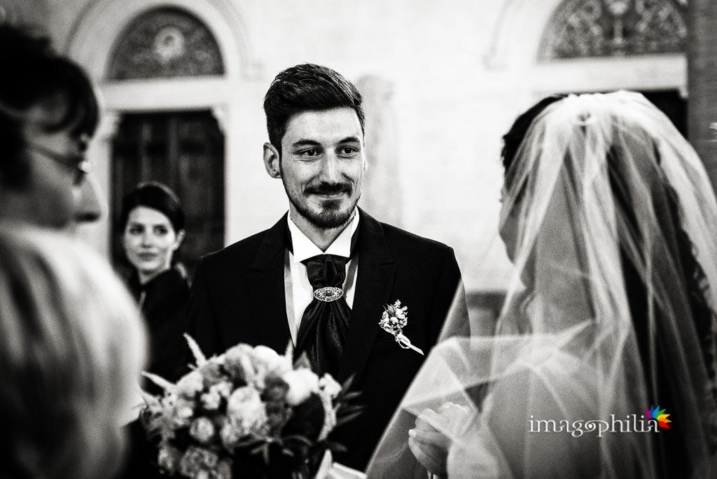 Ingresso della sposa nella Chiesa di Santa Maria Madre della Divina Grazia (convento suore francescane), Grottaferrata