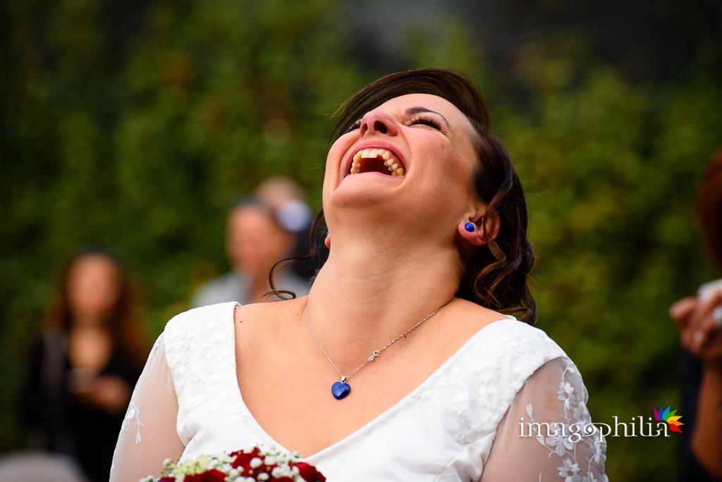 La promessa dello sposo durante il matrimonio al New Green Hill suscita grande ilarità!