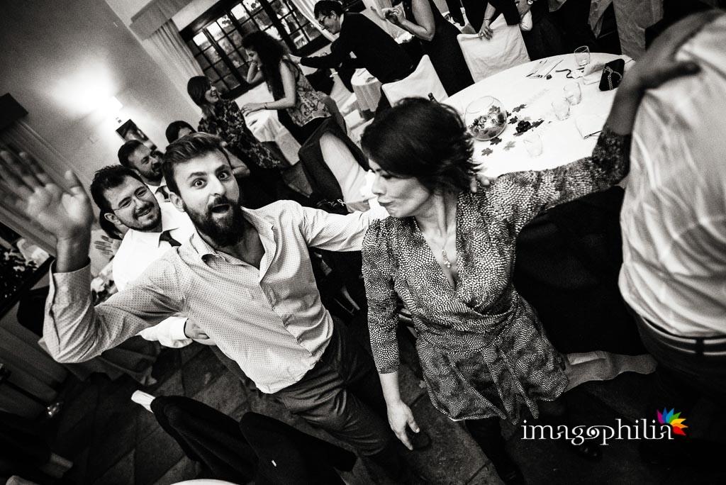 Balli scatenati al ricevimento di matrimonio presso il New Green Hill di Roma