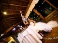 Brindisi degli sposi al ristorante Il Fauno del Bosco di Albano Laziale