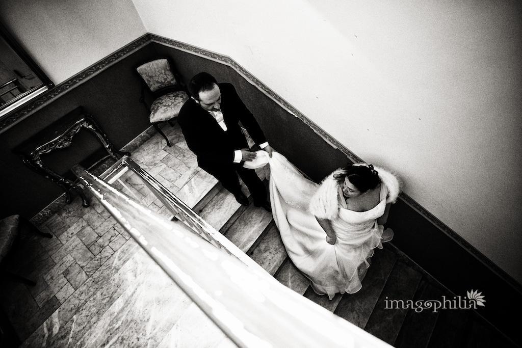 Matrimonio ad Albano Laziale / Ricevimento ad Ariccia