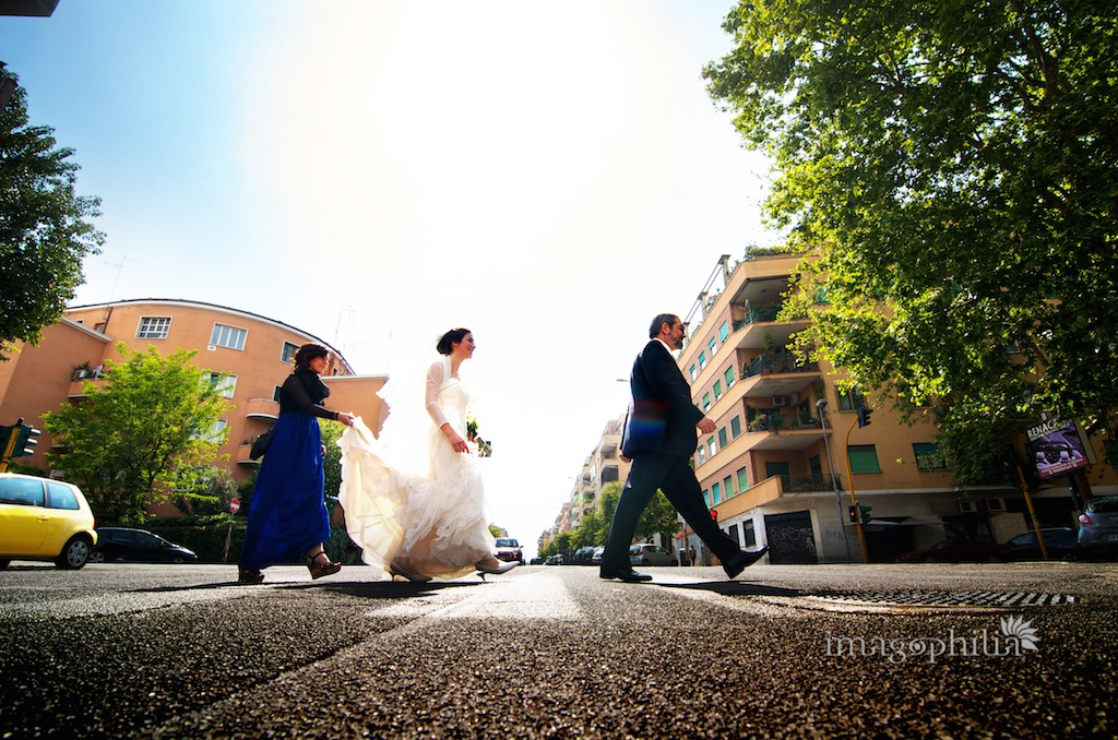 Matrimonio a Roma / Ricevimento a Monterotondo