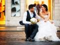 Matrimonio al Complesso Vignola Mattei a Roma / Ricevimento a Sant'Angelo Romano