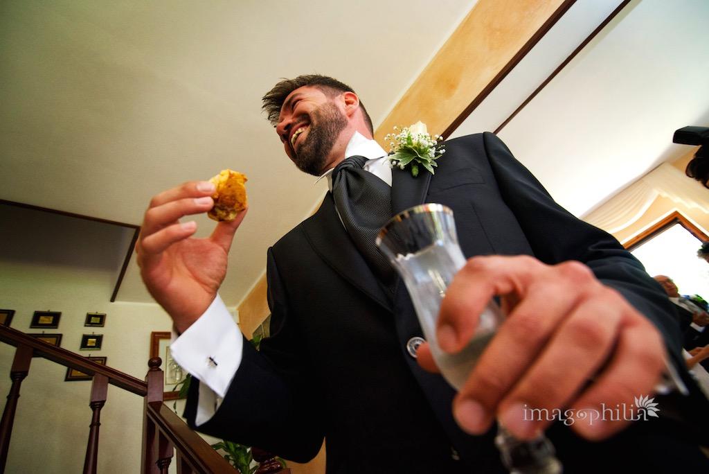 Matrimonio a Rocca di Papa / Ricevimento a Castel Gandolfo