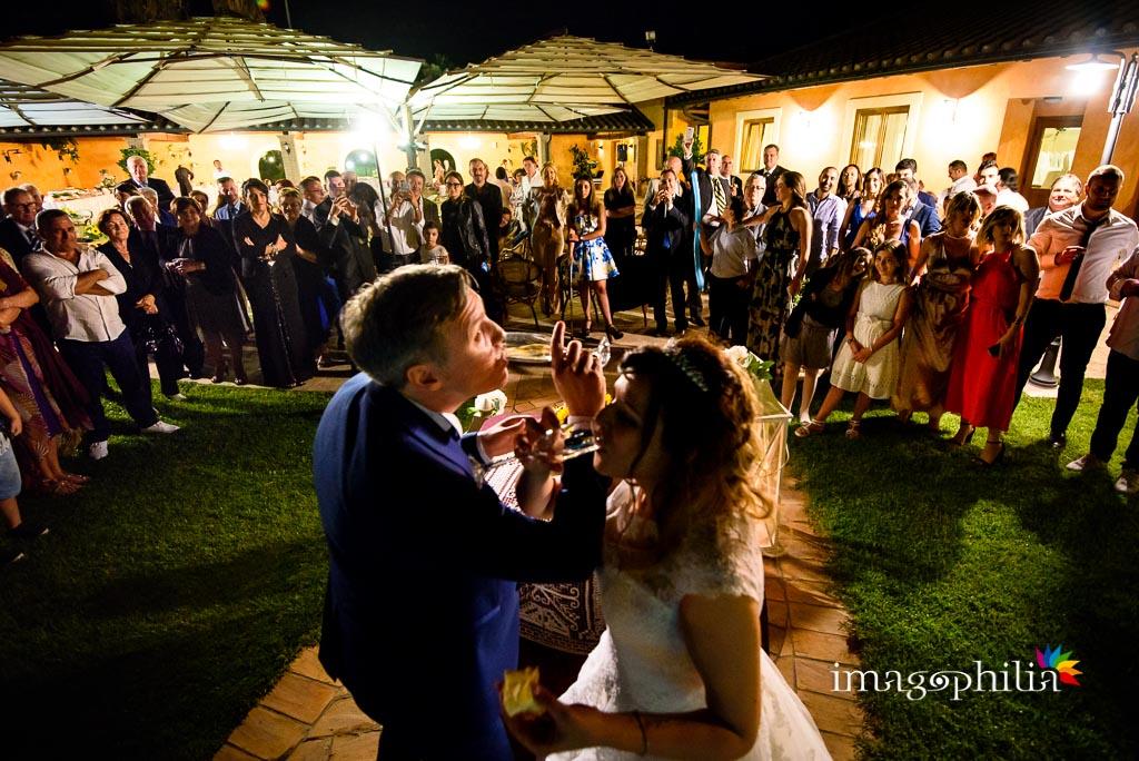 Matrimonio alla Tenuta dei Collacchi di Sant'Angelo Romano