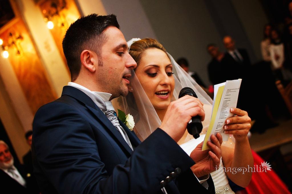 Matrimonio ad Artena / Ricevimento a Genazzano
