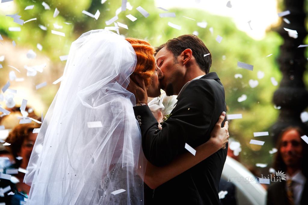 Matrimonio a Roma / Ricevimento a Grotteferrata