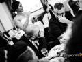 Lo sposo si sbellica dalle risate insieme al fratello al Ristorante da Benito al Bosco, Velletri