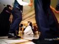 Primo ballo tra gli sposi durante il ricevimento di matrimonio al Ristorante da Benito al Bosco, Velletri / 2