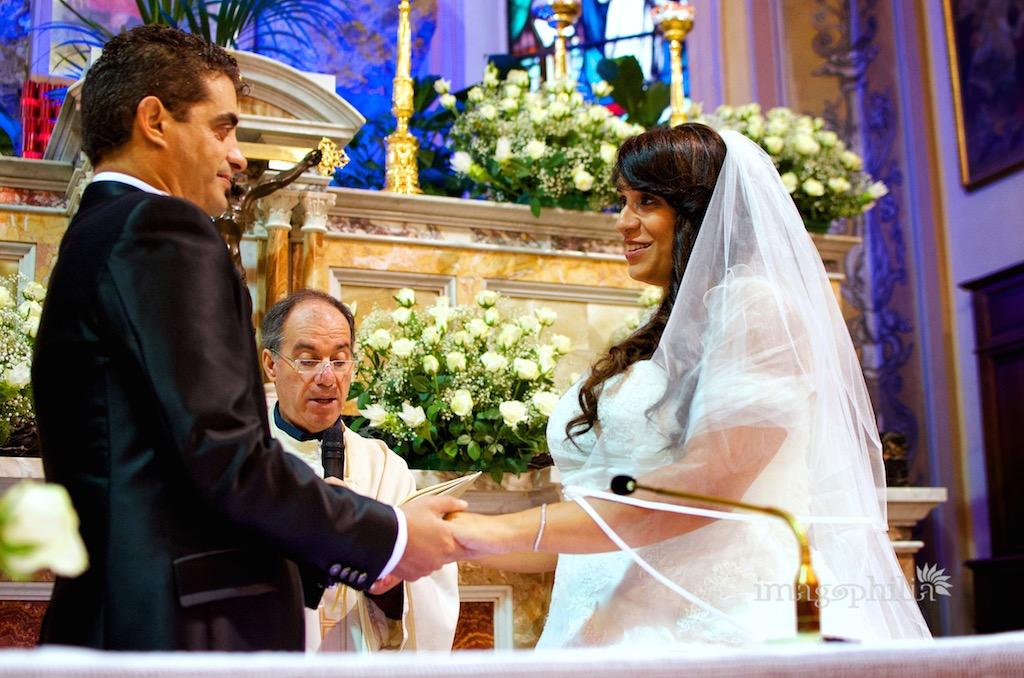 Matrimonio al Santuario della Madonna del Tufo a Rocca di Papa
