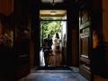 Ingresso della sposa al Santuario della Madonna del Tufo, Rocca di Papa