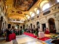 Matrimonio nella Basilica di Santa Cecilia in Trastevere a Roma