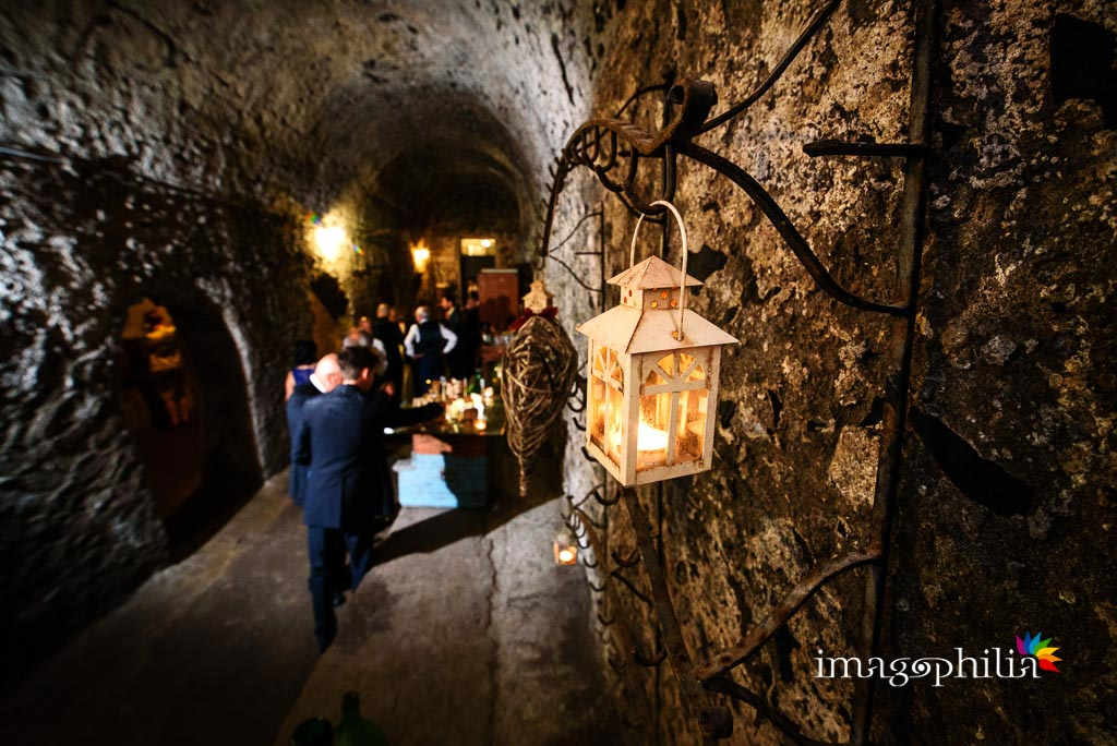 La cisterna romana di Casale Baldetti a Frascati con la degustazione di formaggi