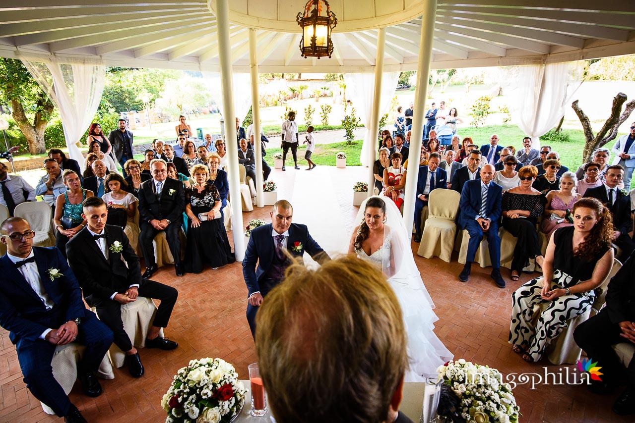 Matrimonio al Park Hotel Villa Ferrata, Grottaferrata