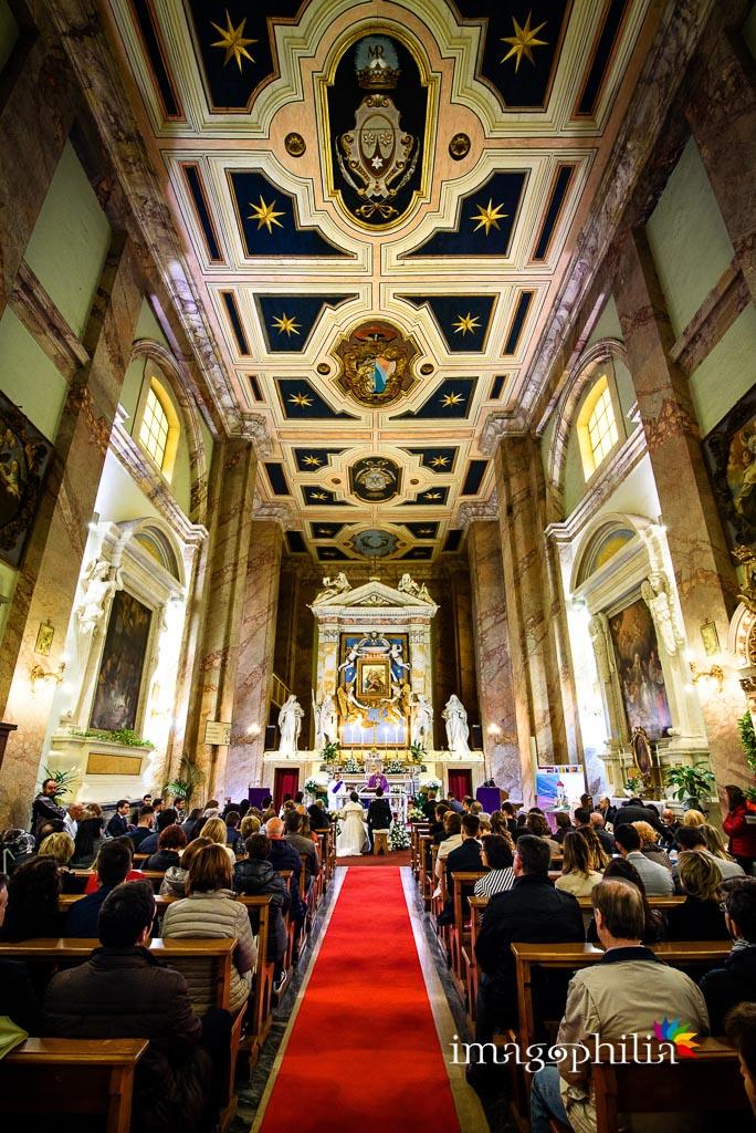 Matrimonio nella Chiesa di Santa Maria della Stella ad Albano Laziale