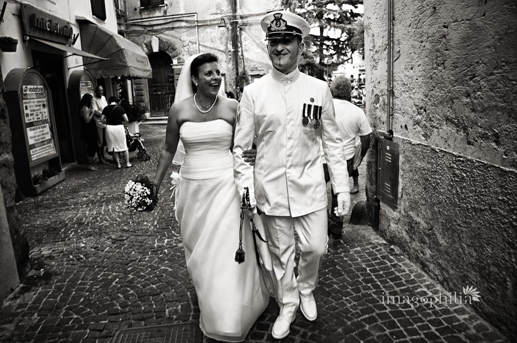 Matrimonio ad Ariccia / Ricevimento a Lanuvio