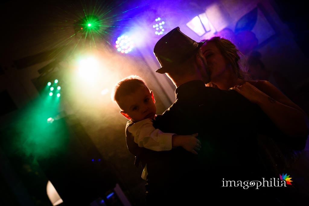 Primo ballo tra gli sposi con… intruso a bordo (!) a La Parisiana - Ristorante dei Laghi, Rocca di Papa