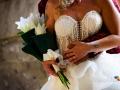 Dettagli subito dopo il matrimonio civile a Palazzo Chigi, Ariccia