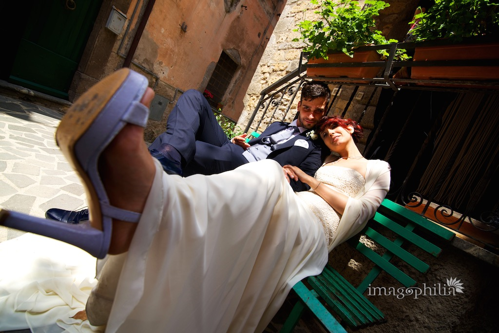 Matrimonio a Graffignano e Civitella d'Agliano