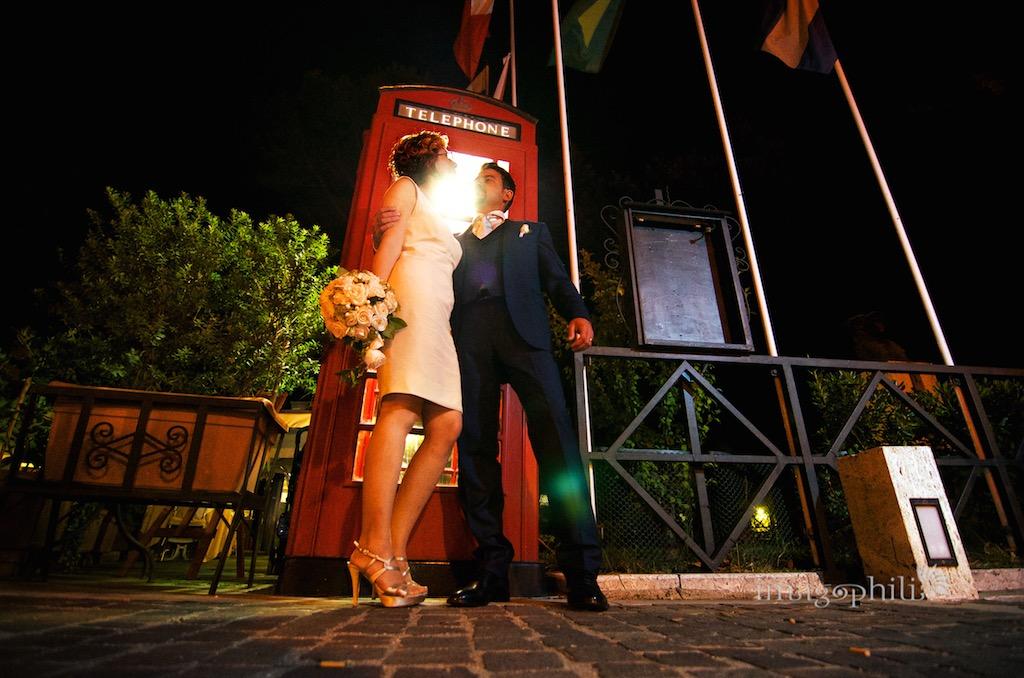 Matrimonio a Roma / Ricevimento a Tivoli