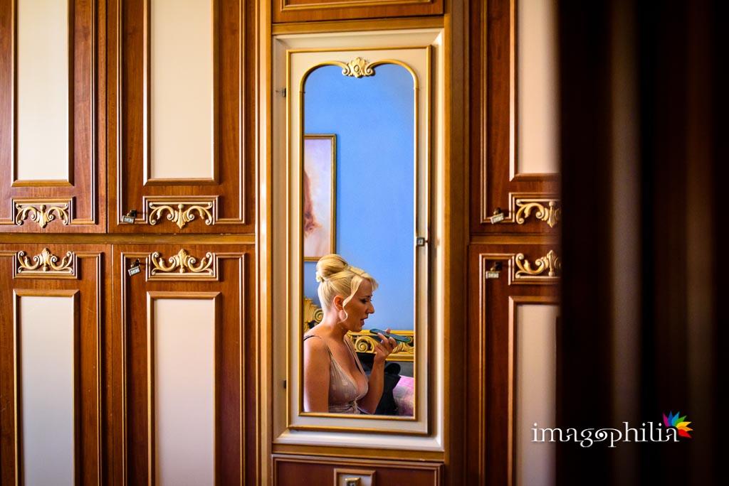 Messaggi vocali… attraverso lo specchio