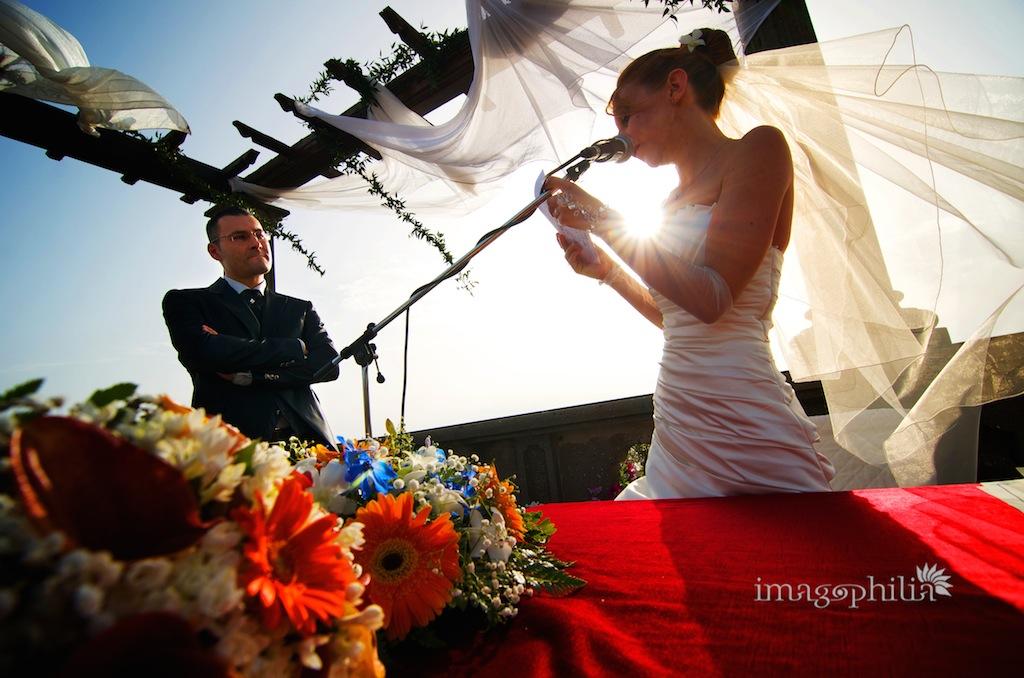 Matrimonio e ricevimento a Villa Monte d'Oro, Grottaferrata