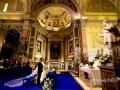 Matrimonio nella Chiesa di San Pietro in Montorio a Roma